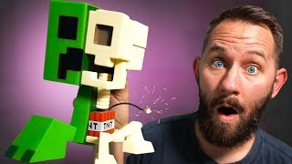 10 Minecraft Products That