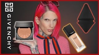 TESTING OUT GIVENCHY $65 BRONZER, MATTE FOUNDATION  + SPIKED BEAUTY SPONGE