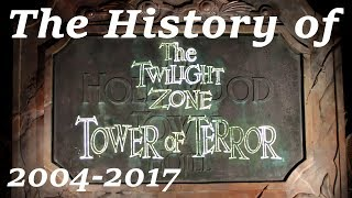 The History of & Changes to The Tower of Terror | Disney
