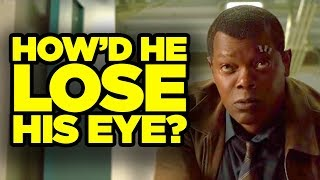 How Did Nick Fury Lose His EYE? (Captain Marvel Theory)