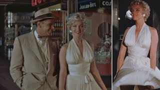 Never-Before-Seen Footage Of Marilyn Monroe During Filming Of