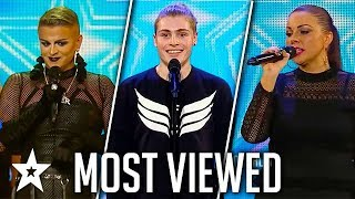 TOP MOST VIEWED Auditions on Ireland