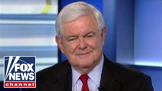 Newt Gingrich on GOP gaining momentum ahead of midterms