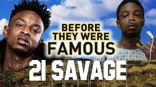 21 SAVAGE - Before They Were Famous - Issa UPDATE