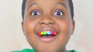 Bad Baby Shiloh GROSS TEETH! - Crazy Dentist Checkup - Shasha and Shiloh Onyx Kids
