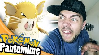 Die ULTIMATIVE Pokémon Pantomime Challenge vs Lennyficate