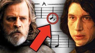 Star Wars MUSIC - Hidden Meaning of Last Jedi