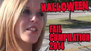 Halloween Fail Compilation || CopyCatChannel