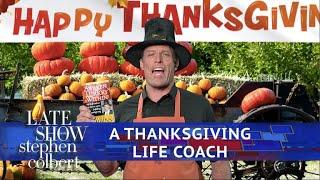 Happy Thanksgiving From Tony Robbins