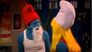Big Bang Theory: Halloween party