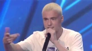 Eminem - ALL Best Rap Auditions Got Talent Worldwide