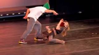 Lindsey Stirling Duet - Live dance