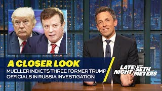 Mueller Indicts Three Former Trump Officials In Russia Investigation: A Closer Look