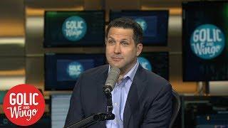 Adam Schefter details Roquan Smith's Bears contract after holdout | Golic & Wingo | ESPN