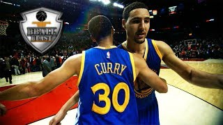 Steph Curry & Klay Thompson - Splash Brothers 2017 REVENGE TIME