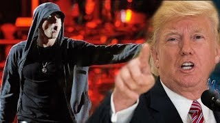 Eminem Disses Trump in Freestyle at BET Hip Hop Awards 2017