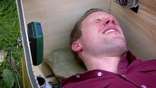 Being Buried Alive - Secrets of Everything - Brit Lab - BBC