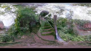 chitrakote water 360 degree amazing video