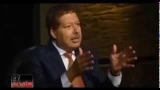 رأي مفاجيء للدكتور أحمد زويل عن الاخوان المسلمين والرئيس محمد مرسي