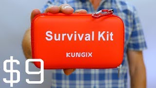 Testing The Cheapest Survival Kit On AMAZON