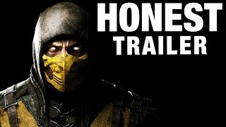 MORTAL KOMBAT X (Honest Game Trailers)