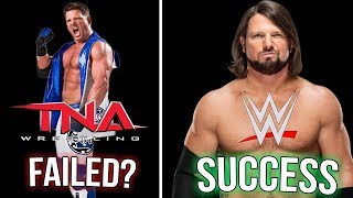10 Former TNA Wrestlers Currently Thriving In WWE