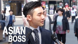 What South Koreans Think Of America | ASIAN BOSS