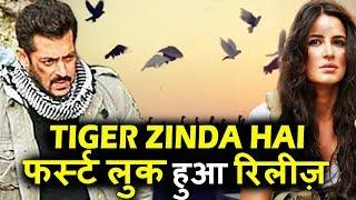 Tiger Zinda Hai मूवी का OFFICIAL फर्स्ट लुक हुआ रिलीज़ - Salman Khan, Katrina Kaif