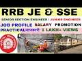 Railway JE/SSE Job Analysis | Salary, Jo...mp3
