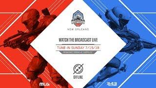 HCS New Orleans - Championship Sunday