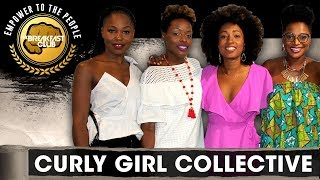 Curly Girl Collective On The