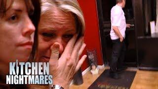 Gordon Takes His Team And WALKS OUT   Kitchen Nightmares