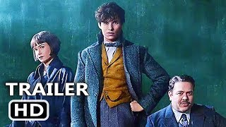 FANTASTIC BEASTS 2 First Look Teaser (2018) J.K. Rowling, The Crimes of Grindelwald Fantasy Movie HD