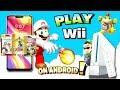 Play Wii GAMES on Android (Phone/Tablet)...mp3