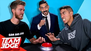 YouTuber Feud! | Team Edge vs. Cam and Jeff!!