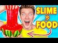 Making FOOD out of SLIME! Learn How To M...mp3