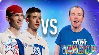 SEMI FINAL: Twist & Pulse vs Lost Voice Guy   Britain