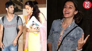 Sushant–Sara Take 'Kedarnath's Reading Session Together | Taapsee Can't Get Over Courtroom Dramas