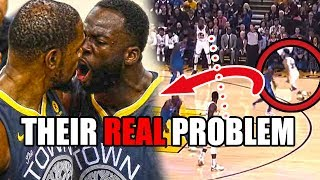 The REAL Reason Why Durant And Green Had A Fight (Ft. Stephen Curry, The Warriors NBA Problem)