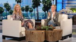 Nicole Kidman on the Surprise Success of