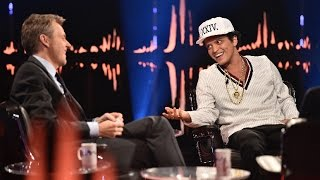 """Interview with Bruno Mars """"That"""