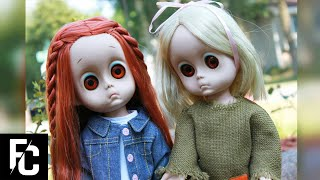 10 CREEPIEST Childrens Toys Ever Made   LIST KING
