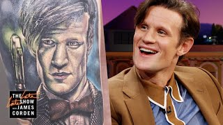Matt Smith Is Impressed with