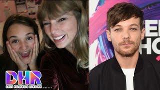 Taylor Swift SHOCKS Super Fan - Louis Writes Song About Harry Styles? (DHR)