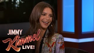 Emily Ratajkowski Reveals Picture of Her Filthy Car