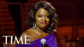 Viola Davis Gives Empowering Speech At 2017 Time 100 Gala:
