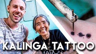 WHANG OD Tattoo... GONE WILD? 😮Kalinga Tattoo Philippines travel vlog 2018