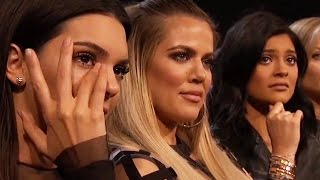 Kylie Jenner & Kendall Jenner Cry Over Caitlyn Jenner