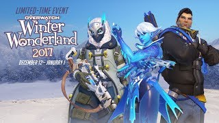 Overwatch Seasonal Event | Winter Wonderland 2017