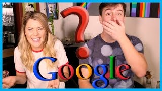 GOOGLE GUESS with Grace Helbig!!  | Thomas Sanders